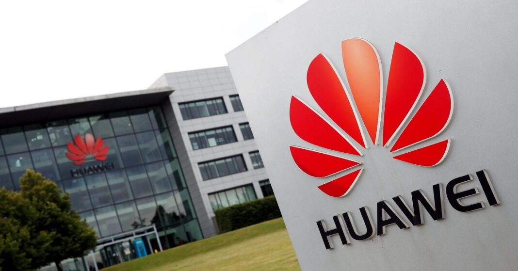 "Huawei components are instructed by United States telecommunications to ""rip and repair""."
