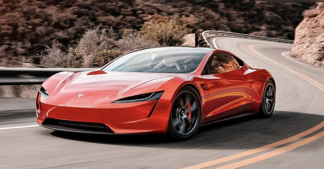 Tesla's Roadster is being delayed till 2022.