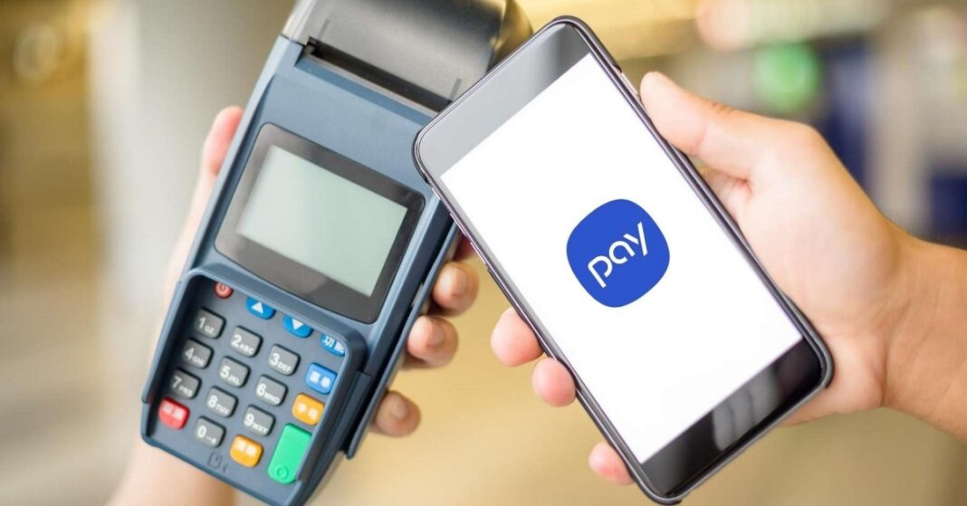 The Galaxy S21 does not support Samsung Pay's very comfortable feature.